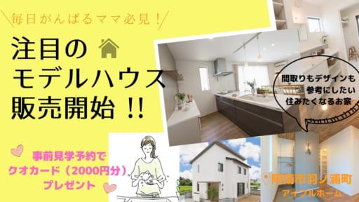 羽ノ浦におしゃれママ必見のお家♪ 今なら、このお家のオーナーになれます![アイフルホーム徳島]