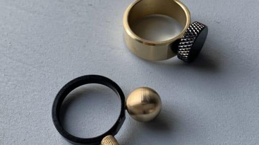 Small factory ring展