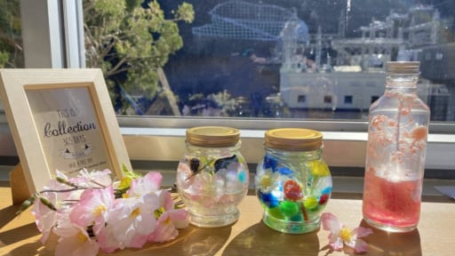 工作教室「桜のハーバリウム」 [2/27予約締切]