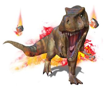 あすたむAR恐竜らんど
