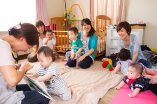 赤ちゃんの言いたいことがわかっちゃう♪赤ちゃんサイン教室・北島クラス[要予約・6回コース]